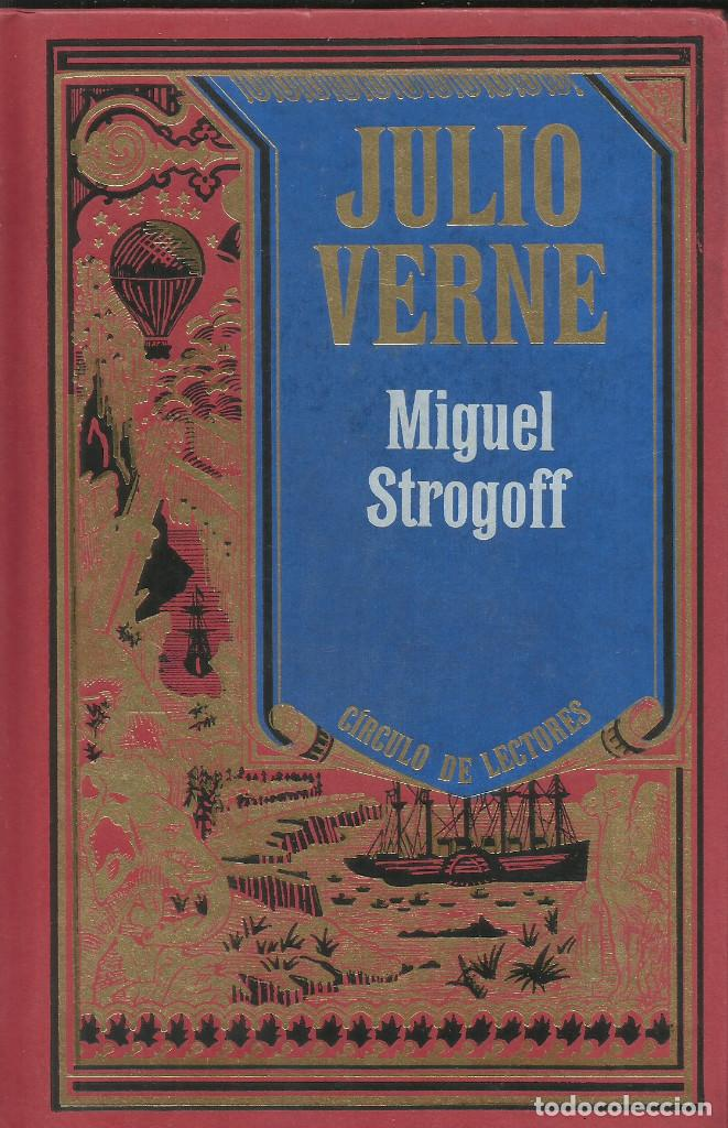 Libros: Colección Julio Verne completa 12 tomos. / Círculo de lectores. - Foto 8 - 263657160