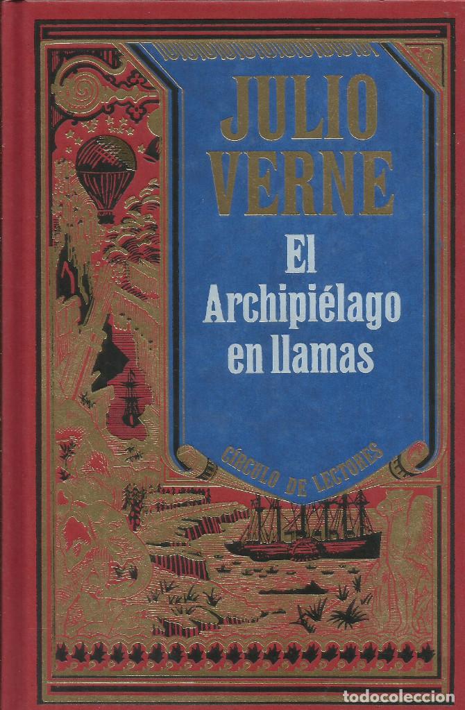 Libros: Colección Julio Verne completa 12 tomos. / Círculo de lectores. - Foto 9 - 263657160