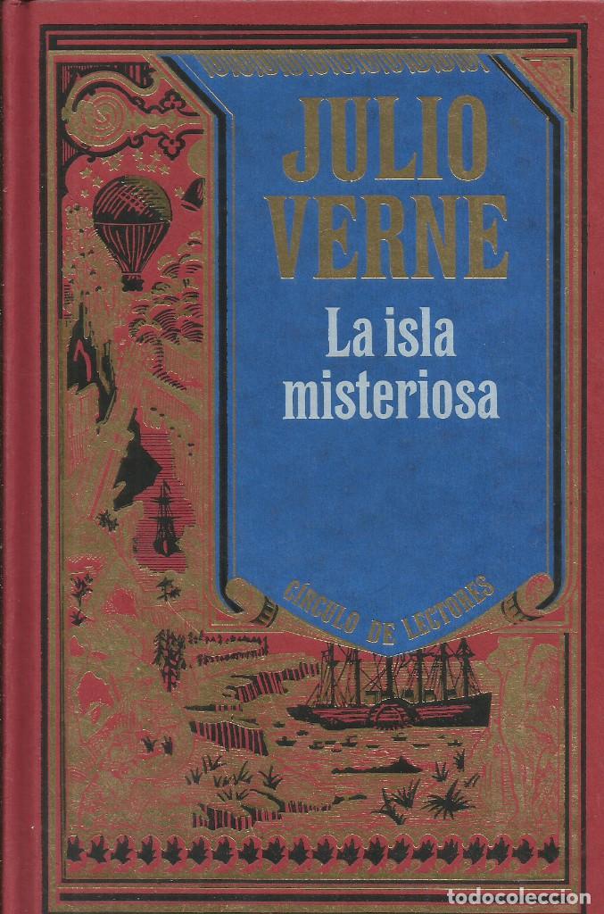 Libros: Colección Julio Verne completa 12 tomos. / Círculo de lectores. - Foto 10 - 263657160