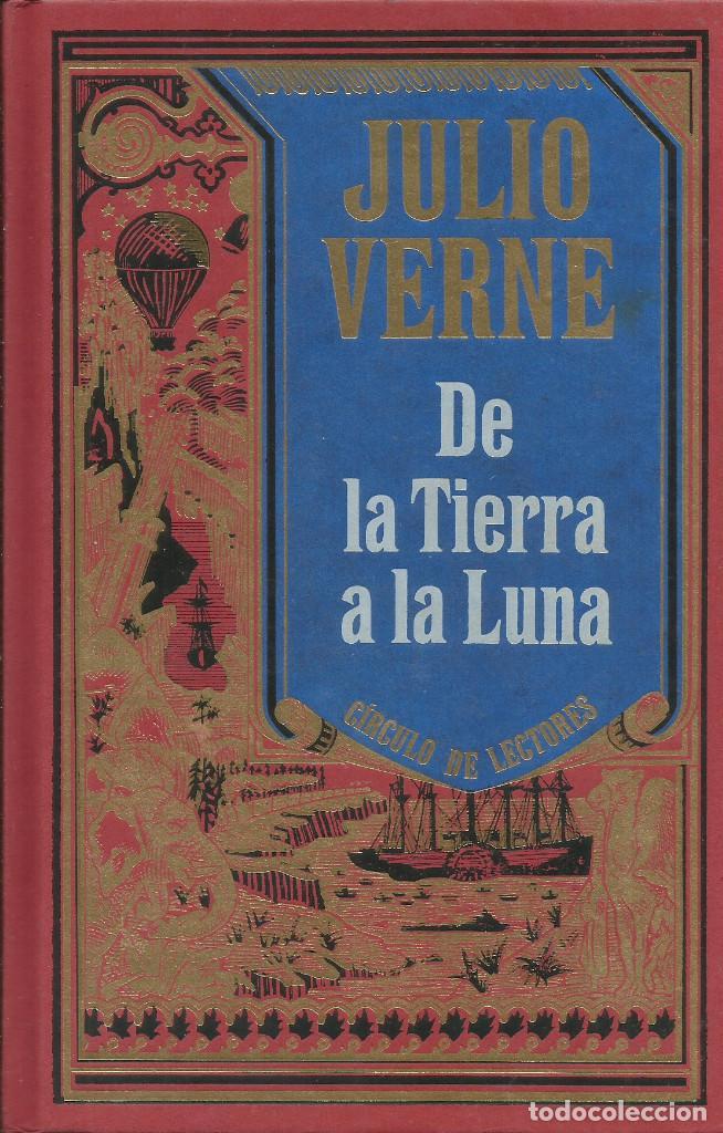 Libros: Colección Julio Verne completa 12 tomos. / Círculo de lectores. - Foto 12 - 263657160
