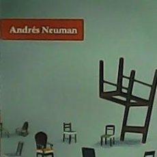 Libros: EL QUE ESPERA. - NEUMAN, ANDRÉS.-. Lote 263424210