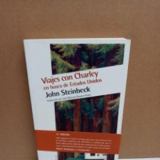 Libros: JOHN SKINBECK - VIAJES CON CHARLEY EN BUSCA DE USA - NORDICA LIBROS. Lote 265185924
