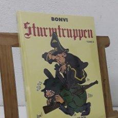 Livres: STURMTRUPPEN TOMO II - BONVI (FRANCO BONVICINI). Lote 265334489