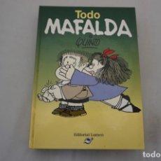 Libros: 16C/ TODO MAFALDA - QUINO / EDITORIAL LUMEN. Lote 266132328