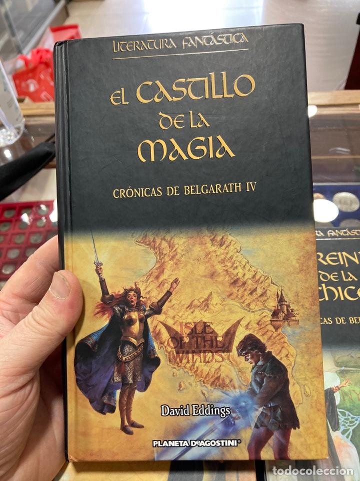 Libros: Lote de libros de literatura fantástica - Foto 2 - 266723153