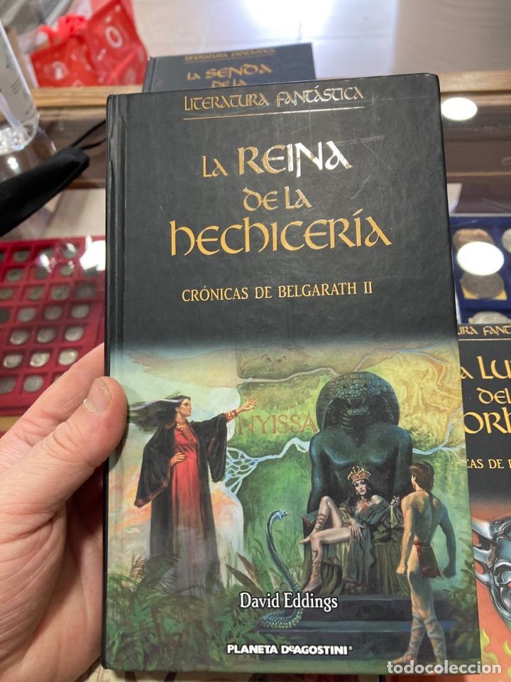 Libros: Lote de libros de literatura fantástica - Foto 4 - 266723153