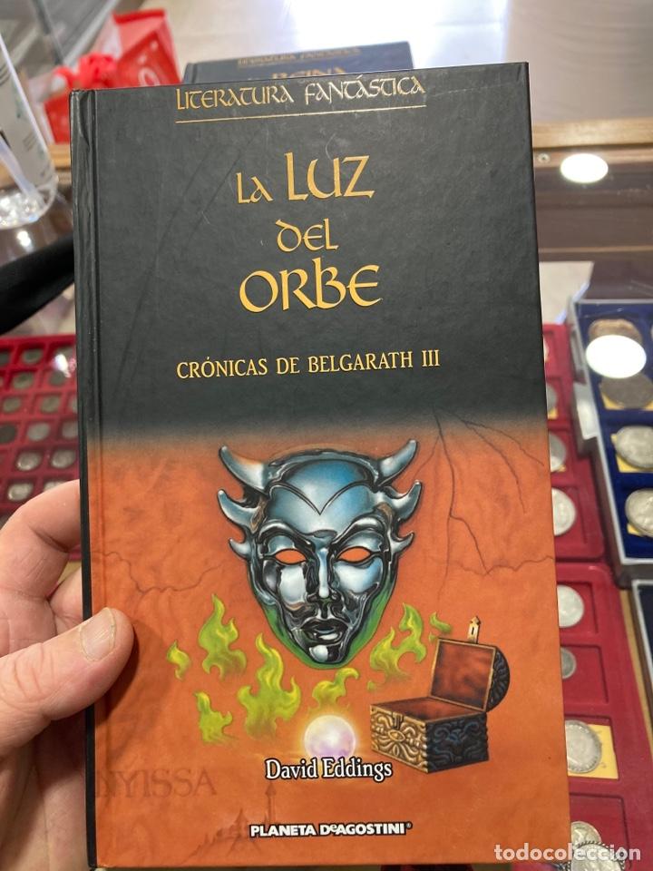 Libros: Lote de libros de literatura fantástica - Foto 5 - 266723153