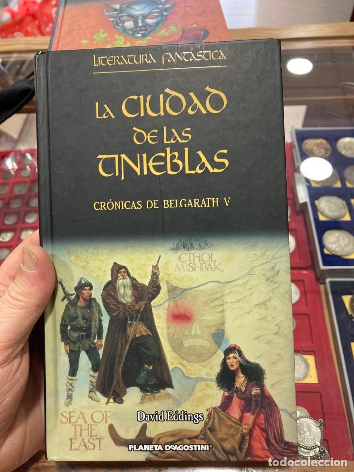 Libros: Lote de libros de literatura fantástica - Foto 6 - 266723153