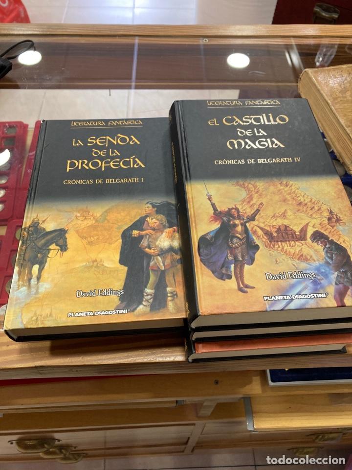 LOTE DE LIBROS DE LITERATURA FANTÁSTICA (Libros sin clasificar)