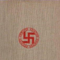 Livres: LA NUEVA ARQUITECTURA ALEMANA/NEUE DEUTSCHE BAUKUNST - SPEER, ALBERT. Lote 266997169