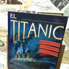 Libros: EL TITANIC. GEOFF TIBBALLS.. Lote 267087814
