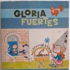 Libros: EL HADA ACARAMELADA. CUENTOS EN VERSO - GLORIA FUERTES. Lote 267099304