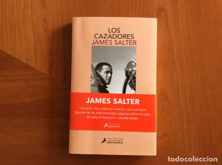 JAMES SALTER, AVIADOR. (Libros Nuevos - Literatura - Narrativa - Aventuras)