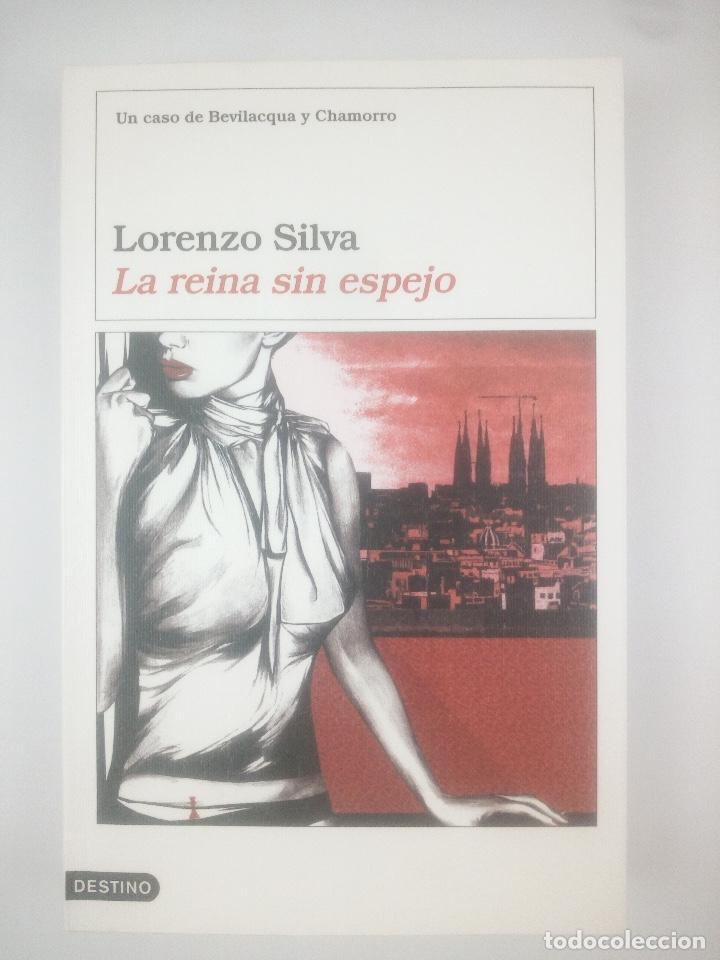 LA REINA SIN ESPEJO LORENZO SILVA DESTINO (Libros Nuevos - Literatura - Narrativa - Aventuras)