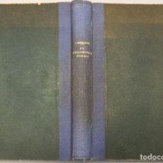 Libros: EX PHILOSOPHIA MORALI. THESES CAPITALES - J. HORMAECHE, S. I. (PROFESSORE PHILOSOPHIAE MORALIS IN F. Lote 267548344