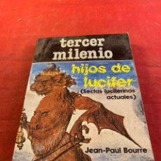 Libros: TERCER MILENIO. Lote 267570464