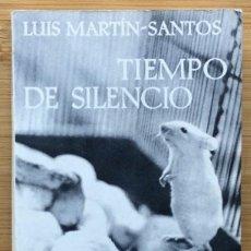 Libros: TIEMPO DE SILENCIO - LUIS MARTÍN-SANTOS. Lote 267574934