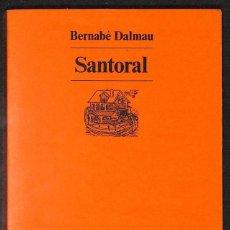 Libros: SANTORAL - BERNABÉ DALMAU. Lote 267710219