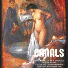 Libros: CANALS - JUAN AINAUD DE LASARTE. Lote 267717559
