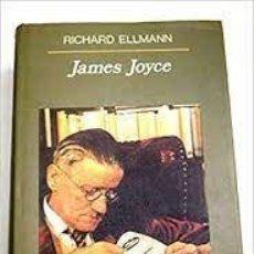 Libros: JAMES JOYCE - ELLMANN, RICHARD. Lote 267725594