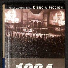 Libros: 1984. EL GRAN HERMANO TE VIGILA - GEORGE ORWELL. Lote 267736329