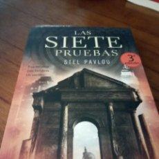 Libros: LAS SIETE PRUEBAS - STEL PAVLOU. Lote 267765084