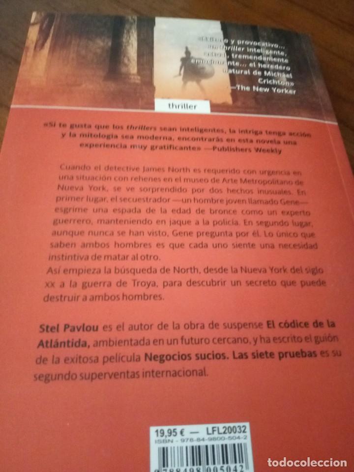Libros: Las siete pruebas - Stel Pavlou - Foto 3 - 267765084