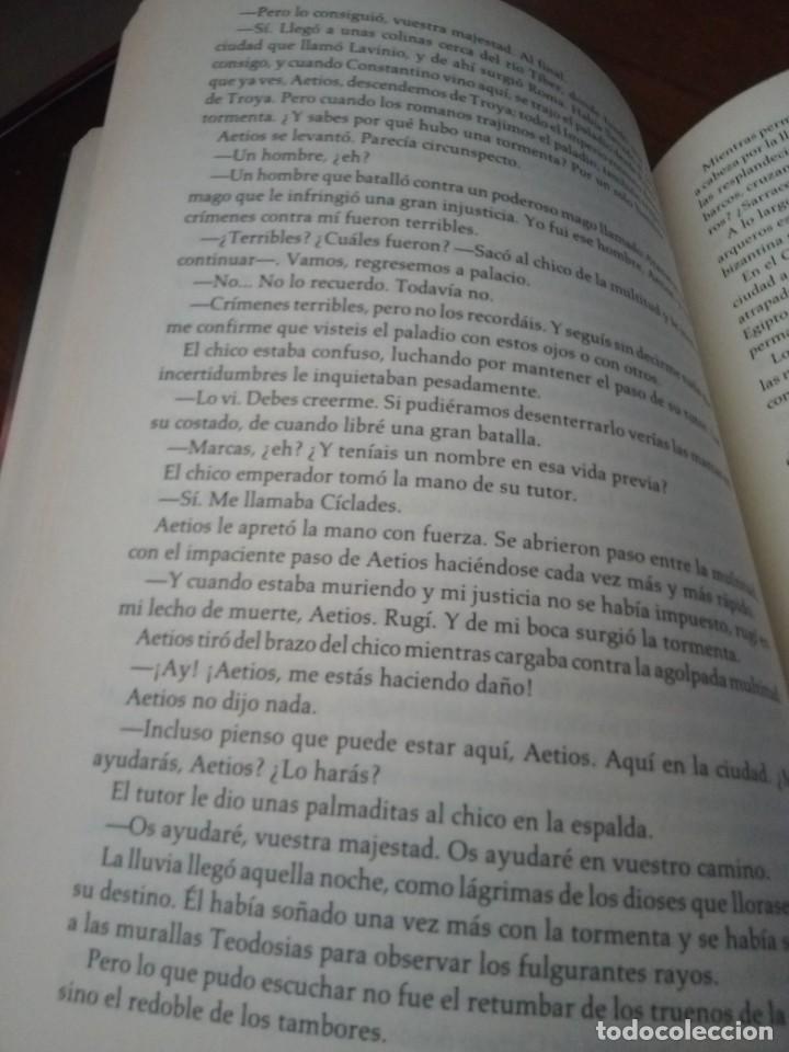 Libros: Las siete pruebas - Stel Pavlou - Foto 4 - 267765084