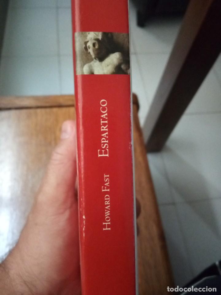 Libros: Espartaco - Howard Fast - Foto 2 - 267769379