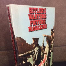 Libros: HITLER'S WARTIME PICTURE MAGAZINE SIGNAL. SYDNEY LOUIS MAYER.. Lote 267789114