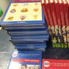 Libros: LA COL-LECCIÓ DEL CENTENARI 28 TOMOS EN CATALÁN Y CASTELLANO BARCANOVA. Lote 267809969