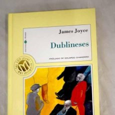 Libros: DUBLINESES.- JOYCE, JAMES. Lote 267855744