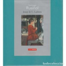 Libros: SANTIAGO RUSIÑOL - LAPLANA PUY, JOSEP DE CALASSANÇ. Lote 267975234