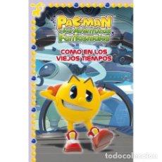 Libros: COMO EN LOS VIEJOS TIEMPOS (UN CUENTO DE PAC-MAN) - AA.VV.. Lote 268000019