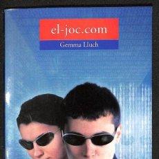 Libros: EL-JOC.COM - GEMMA LLUCH. Lote 267745754