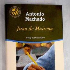 Libros: JUAN DE MAIRENA.- MACHADO, ANTONIO. Lote 268182284