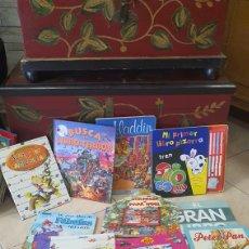 Libros: LOTE DE CUENTOS INFANTILES,EDITORIAL SUSAETA. Lote 268305269
