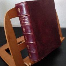 Libros: DERECHO PENAL DE SOCIEDADES ANÓNIMAS. VOLUMEN I. DOCTRINA GENERAL - JUAN DEL ROSAL. Lote 268315419