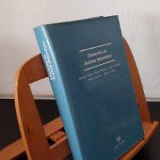 Libros: ELEMENTOS DE ANÁLISIS MATEMÁTICO - MARÍA E. BALLVÉ Y OTROS. Lote 268315429