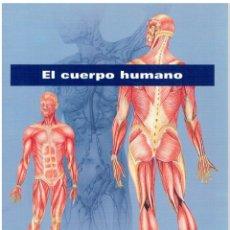 Libros: EL CUERPO HUMANO - VVAA. Lote 268315469