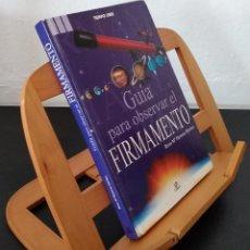 Libros: GUÍA PARA OBSERVAR EL FIRMAMENTO - ROSA Mª HERRERA MERINO. Lote 268315499