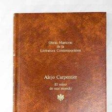 Libros: EL REINO DE ESTE MUNDO.- CARPENTIER, ALEJO. Lote 268481619