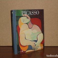 Libros: LOS GRANDES GENIOS DEL ARTE CONTEMPORÁNEO - EL SIGLO XX 2 - PICASSO 1915-1973 - VV. AA.. Lote 268466929
