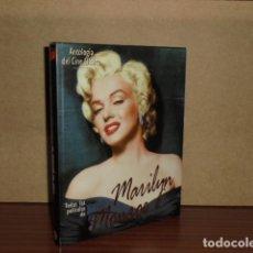 Libros: ANTOLOGÍA DEL CINE CLÁSICO - TODAS LAS PELÍCULAS DE MARILYN MONROE - VV. AA.. Lote 268467364