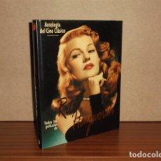 Libros: ANTOLOGÍA DEL CINE CLÁSICO - TODAS LAS PELÍCULAS DE RITA HAYWORTH - VV. AA.. Lote 268467369