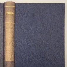 Libros: POESÍAS - FRAY LUIS DE LEÓN. Lote 268571009