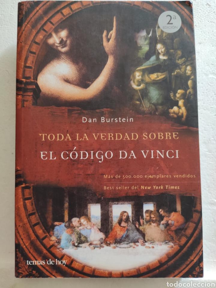 TODA LA VERDAD SOBRE EL CÓDIGO DA VINCI. DAN BURSTEIN (Libros sin clasificar)
