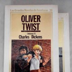 Libros: OLIVER TWIST: (EL HIJO DE LA PARROQUIA).- DICKENS, CHARLES. Lote 268791139