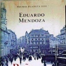 Libros: RIÑA DE GATOS. MADRID 1936 - EDUARDO MENDOZA. Lote 268817154