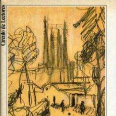 Libros: LA CIUDAD DE LOS PRODIGIOS - EDUARDO MENDOZA. Lote 268925379
